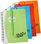 Sun Spiral Notebooks